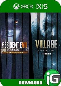 Resident Evil Village - Xbox Series X/S Complete Bundle