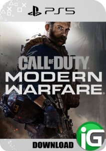 Call of Duty Modern Warfare PS5 - Mídia Dìgital