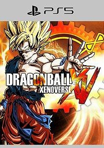 Dragon Ball Xenoverse - PS5 Mídia Digital