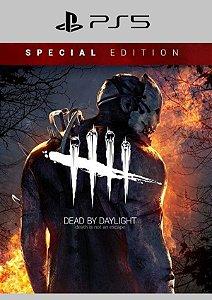 Dead By Daylight: Special Edition - PS5 Mídia Digital
