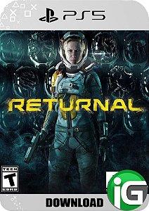 Returnal Edição Standard - PS5