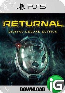Returnal Edição de Luxo - PS5