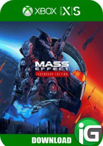 Mass Effect Legendary Edition - Xbox Series X/S