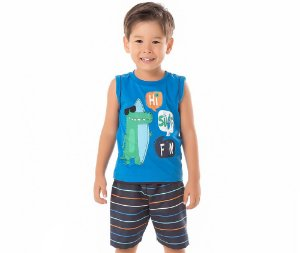 Conjunto Regata Hi Surf Fun By Gus