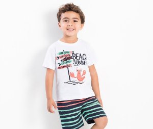 Conjunto Beach Summer TMX Kids & Teens