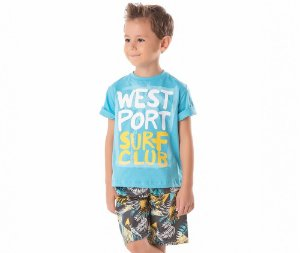 Conjunto Tactel West Port Surf By Gus