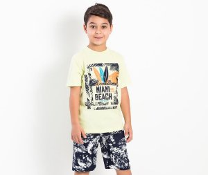 Conjunto Tactel Miami Beach TMX Kids & Teens
