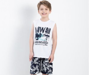 Conjunto Machão Surf Club TMX Kids & Teens