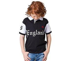 Camisa Gola Polo G91 England