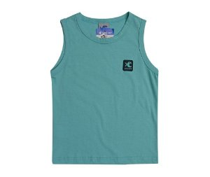 Camiseta Regata Básica Mini Art