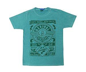 Camiseta Juvenil Revival Vintage Mini Art