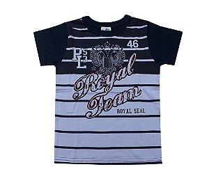Camiseta Royal Team Mini Art