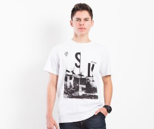 Camiseta Surf Long Beach TMX Kids & Teens