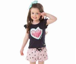 Camiseta Infantil Summer By Gus
