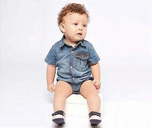 Body Jeans Bebê MRX Kids