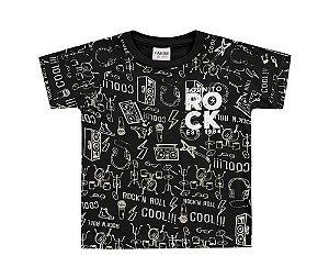 Camiseta Bebê Fakini