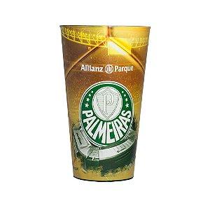 Copo Colecionável Palmeiras Campeão Brasileiro 2016  500 ml