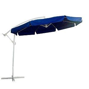 Ombrelone NTK  Malaga 3m / 300 Azul Garden