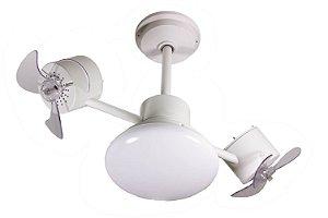 Ventilador de Teto Treviso Infinit Plus Branco
