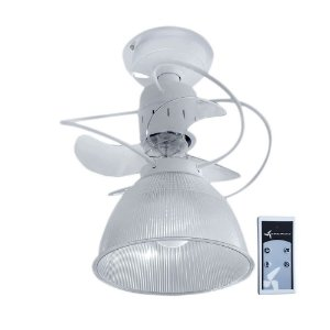 Ventilador De Teto Treviso Camburi Branco com Controle Remoto