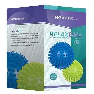 Relax Ball Mor Bolas Massageadoras