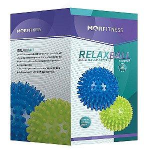 Relax Ball Mor Bolas Massageadoras