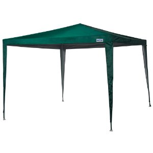 Tenda Gazebo Oxford Mor 3x3m Com Silver Coating Verde