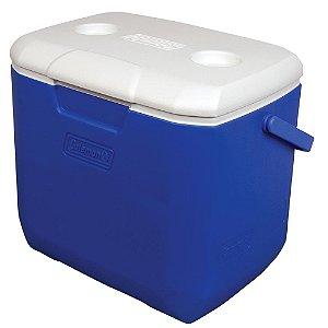 Caixa Térmica Coleman  30 QT 28,3 Litros Azul