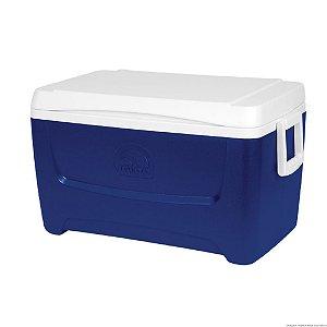 Caixa Térmica Igloo Island Breeze 48 Qt Azul