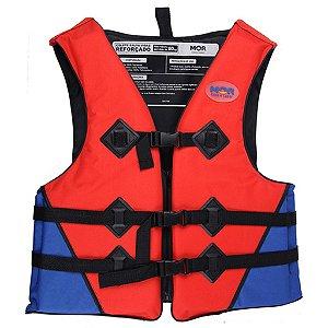 Colete Salva-vidas Mor 70 kg Vermelho e Azul