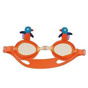 Óculos De Natação Infantil Mor Antiembaçante Pinguim