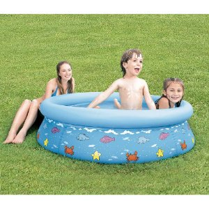 Piscina Mor Splash Fun 520L Azul