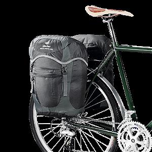 Bolsa Para Bicicleta DEUTER Alforge Rack Pack Uni