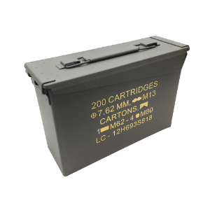 Caixa para Munição NTK TÁTICO Ammo Box