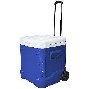 Caixa Térmica Igloo Ice Cube Roller 60QT