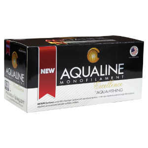 Conjunto de Linhas AQUAFISHING Mono Excellence 0,35mm/20,7Lb
