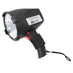 Lanterna Nautika Foco de Mão Tático Recarregável Tocha Fit