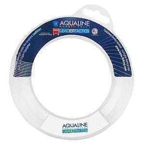 Linha de Pesca Leader Aquafishing Tactics 0,40mm/15Lb/60m