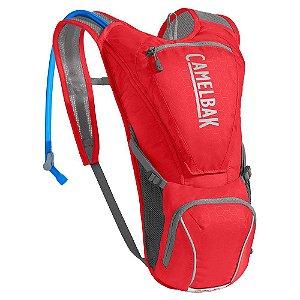 Mochila CamelBak De Hidratação Rogue 2L Vermelho