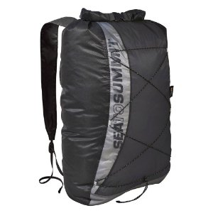Mochila Sea to Summit Ultra Sil Dry Daypack Preto