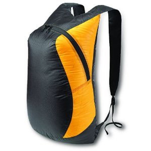 Mochila Sea to Summit Ultrasil Day Pack Amarelo