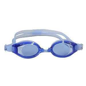 Óculos Nautika De Natação Fusion Azul Escuro