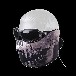 Óculos e Máscara Crosman Para Airsoft