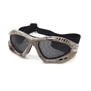 Óculos Nautika Tático Para Airsoft Kobra Camuflado