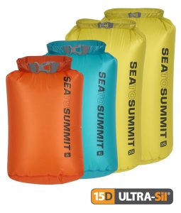 Saco Estanque Sea to Summit Nano Ultrasil 35 Litros