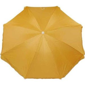 Guarda-Sol Fashion Mor 1,80 Amarelo