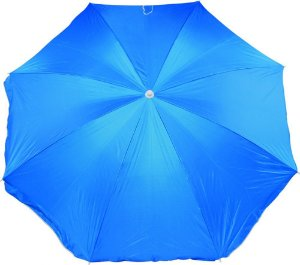 Guarda-Sol Fashion Mor 1,80 Azul