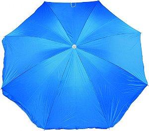 Guarda-Sol Fashion Mor 1,80 Azul