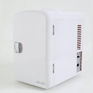 Mini Geladeira Portátil IDeal Aquece E Resfria 12V 110 e 220V 4,5 Lts