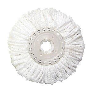 Refil Para Esfregão Mor Vassoura Mop Limpeza Prática